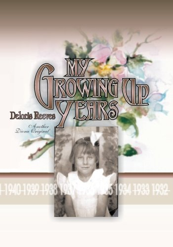 9781514295991: My Growing Up Years