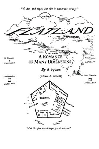 9781514304433: Flatland: A Romance of Many Dimensions