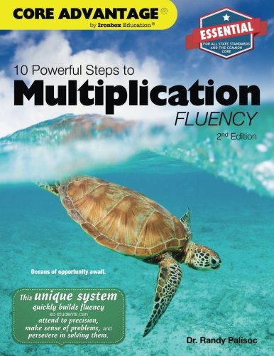 9781514307922: 10 Powerful Steps to Multiplication Fluency