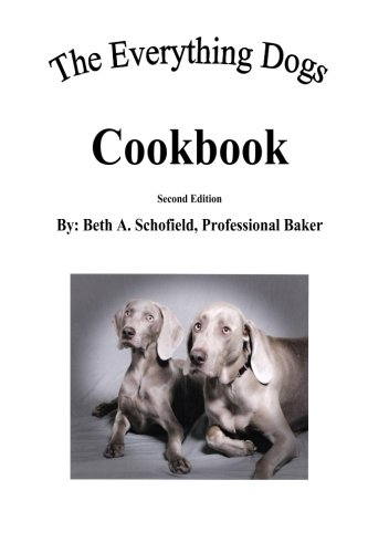 9781514310878: The Everything Dogs Cookbook