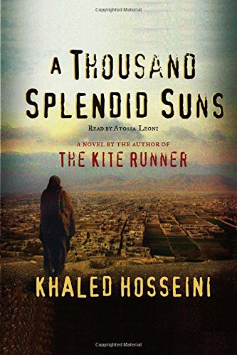 a thousand splendid suns comparison In a thousand splendid suns, miriam is looked at as a harami or bastard because she is the daughter of a servant who had a child with a noble man both.