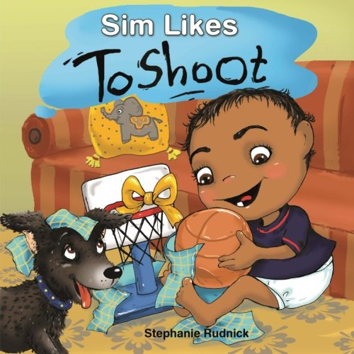 9781514311776: Sim Likes To Shoot (Little Ballers Of The World) (Volume 12)