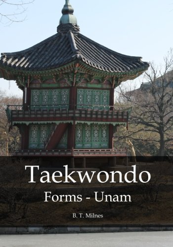 9781514325018: Taekwondo Forms - Unam
