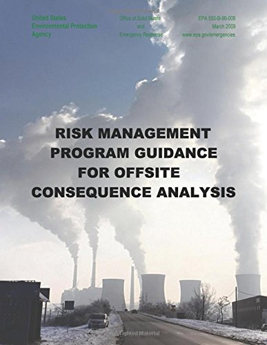 9781514325148: Risk Management Program Guidance for Offsite Consequence Analysis