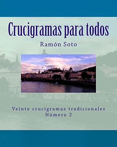 9781514327265: Crucigramas para todos: Veinte crucigramas tradicionales: Volume 2 (Crucigramas para todos - Formato grande)