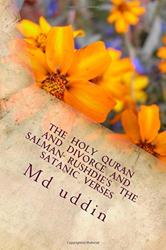 The Holy Quran and Divorce and Salman: M Md kamal