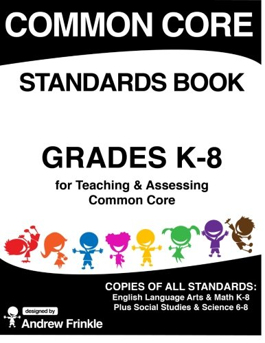 9781514332153: Common Core Standards Book (Elementary Common Core Workbooks) (Volume 7)