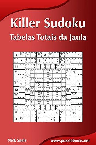 9781514334591: Killer Sudoku - Tabelas Totais da Jaula (Portuguese Edition)