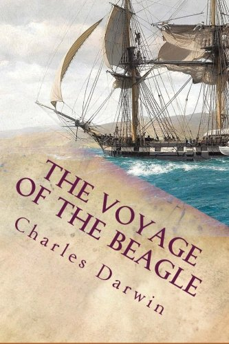 9781514336410: The Voyage of the Beagle: Illustrated