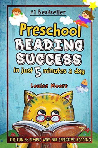 9781514347935: Preschool Reading Success in Just 5 Minutes a Day: The Fun & Simple Way for Effective Reading