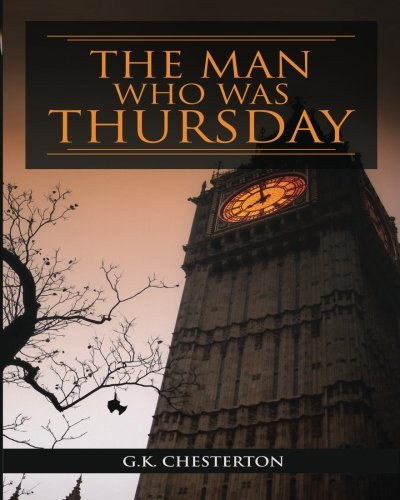 9781514350010: The Man Who Was Thursday