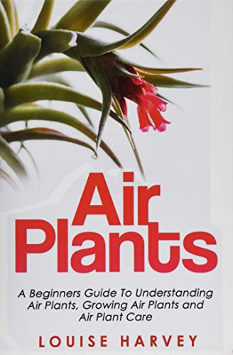 9781514350539: Air Plants: A Beginners Guide To Understanding Air Plants, Growing Air Plants and Air Plant Care (Booklet)