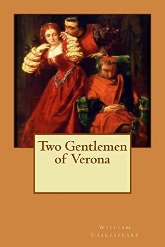 9781514350607: Two Gentlemen of Verona