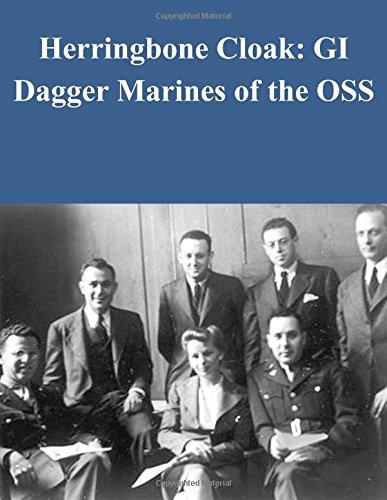 9781514351826: Herringbone Cloak: GI Dagger Marines of the OSS