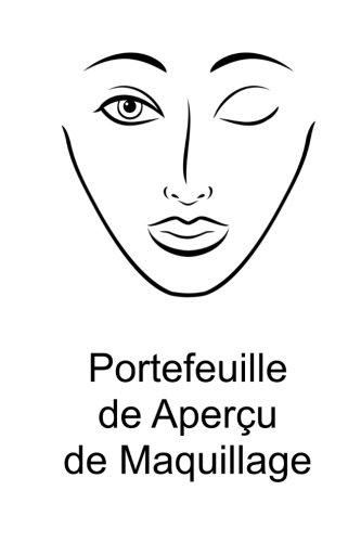 9781514357170: Portefeuille de Apercu de Maquillage (French Edition)