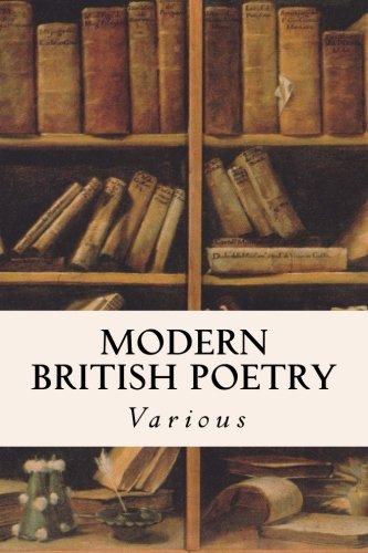 9781514359204: Modern British Poetry