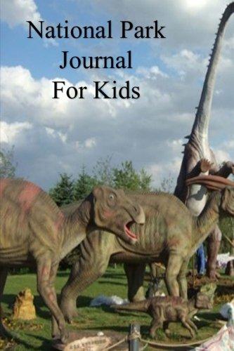 9781514363874: National Parks Journal for Kids