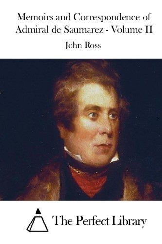 9781514364574: Memoirs and Correspondence of Admiral de Saumarez - Volume II