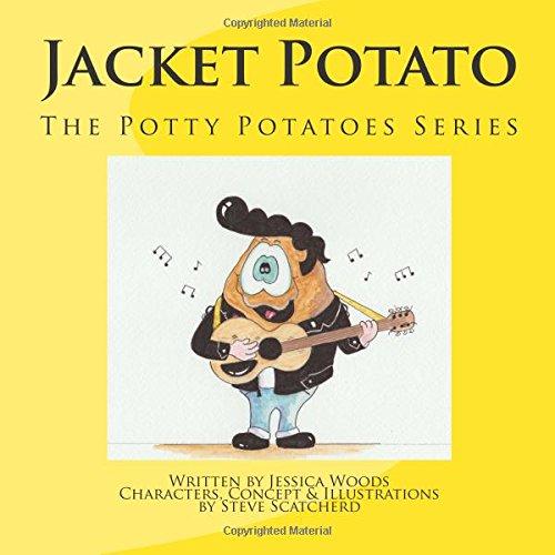 9781514365069: Jacket Potato: The Potty Potatoes Series