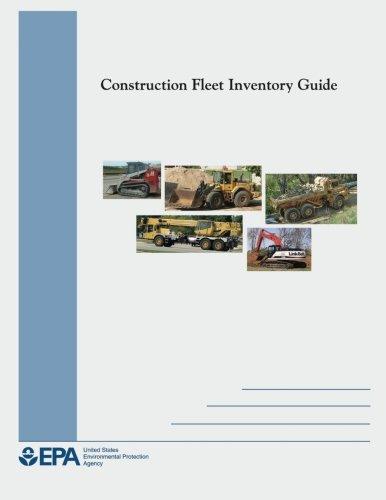 9781514380468: Construction Fleet Inventory Guide