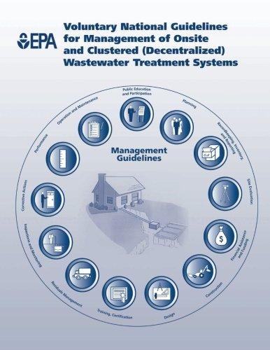 9781514380543: Voluntary National Guidelines for Management of Onsite and Clustered (Decentralized) Wastewater Treatment Systems