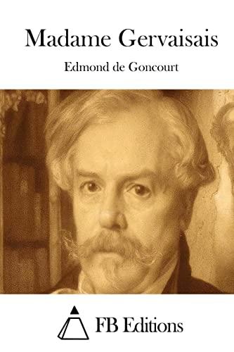 9781514385975: Madame Gervaisais (French Edition)