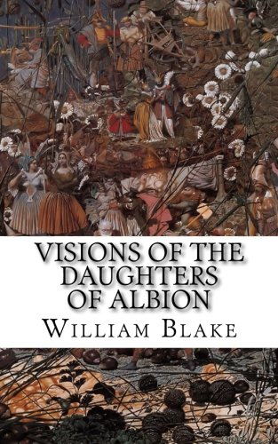9781514389461: Visions of the Daughters of Albion
