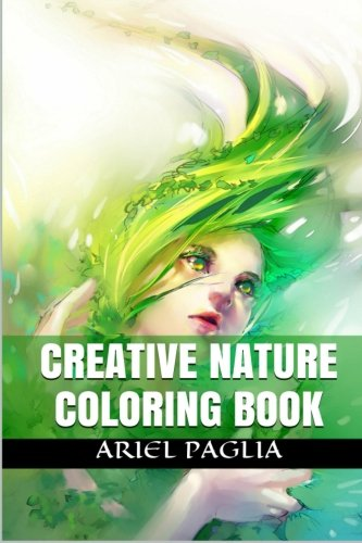 9781514397008: Creative Nature Coloring: Secret Magic in the Forest (Nature Coloring books for adults)