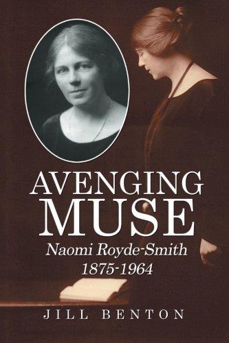 9781514415351: Avenging Muse: Naomi Royde-Smith, 1875-1964