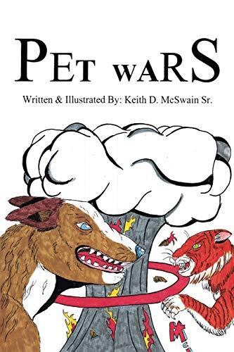 9781514423592: Pet Wars