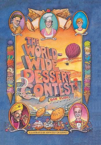 9781514429327: THE WORLDWIDE DESSERT CONTEST