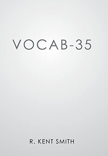 9781514432587: Vocab-35