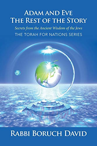 9781514438374: Adam and Eve: The Rest of the Story Secrets from the Ancient Wisdom of the Jews