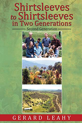 9781514440490: Shirtsleeves to Shirtsleeves in Two Generations: Second Generation
