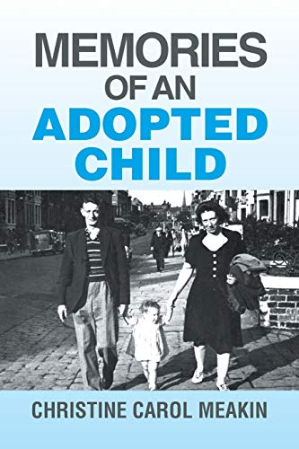 9781514461525: Memories Of An Adopted Child