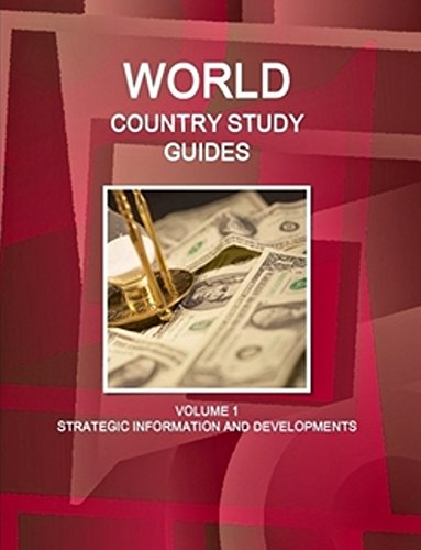 9781514513859: Bahrain Country Study Guide Volume 1 Strategic Information and Developments - Everything you need to know about the country - Geography, history, politics, economy, business, etc.