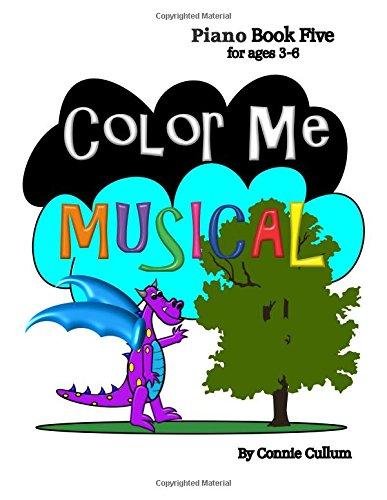 9781514611821: Color Me Musical Piano Book Five