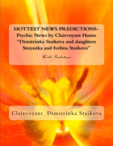 9781514622018: HOTTEST NEWS PREDICTIONS- Psychic News by Clairvoyant House