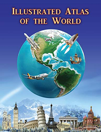 9781514627518: Illustrated Atlas of the World