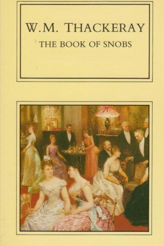9781514628317: The Book of Snobs