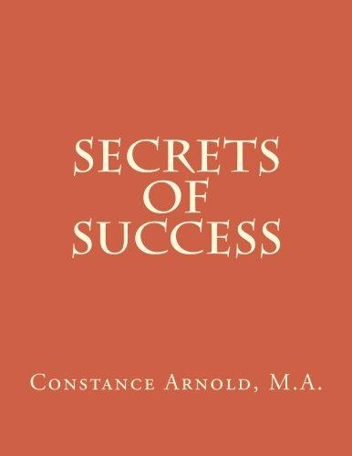 9781514635322: Secrets of Success