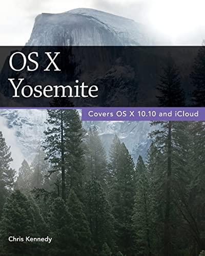 9781514640326: OS X Yosemite