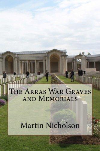 9781514641521: The Arras War Graves and Memorials
