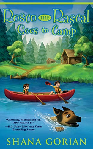 9781514646830: Rosco the Rascal Goes to Camp