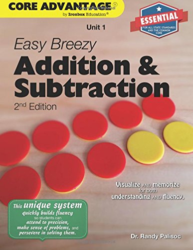 9781514648957: Easy Breezy Addition & Subtraction