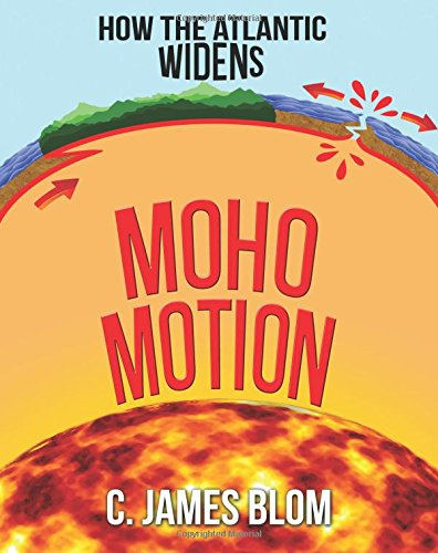 9781514659960: Moho Motion: How the Atlantic Widens