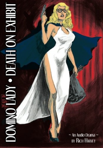 Domino Lady: Death on Exhibit: The Lost: Rich Harvey