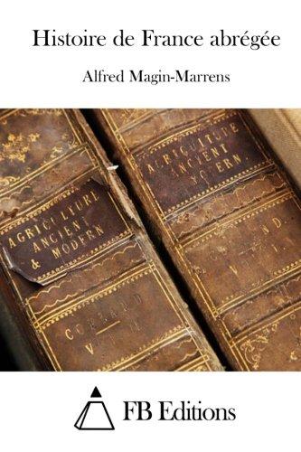 9781514668139: Histoire de France abrégée (French Edition)