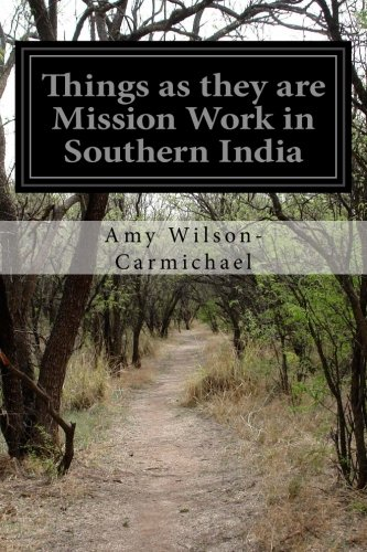 9781514672631: Things as they are Mission Work in Southern India