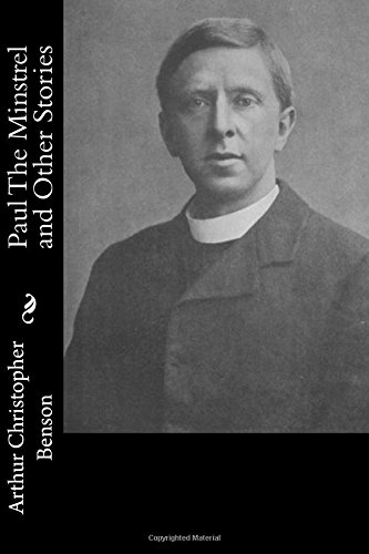 9781514677698: Paul The Minstrel and Other Stories